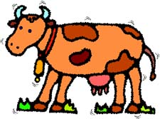 Cow_-_Cartoon_7