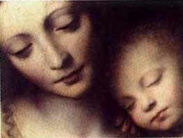 Madonna-child